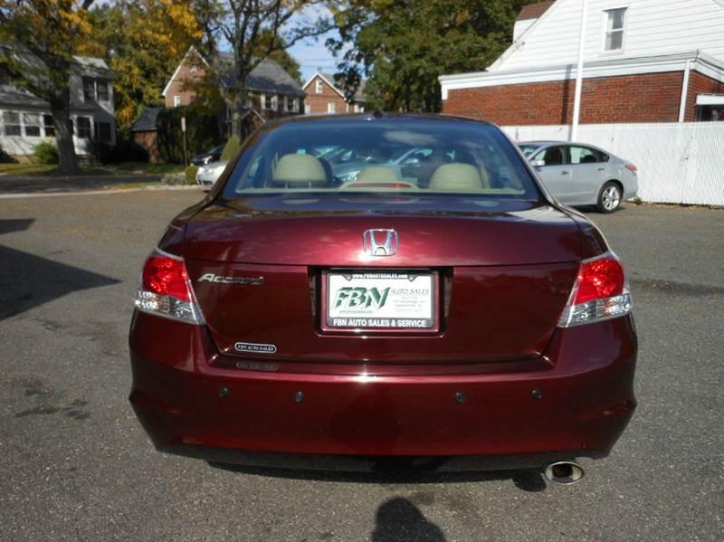 2010 Honda Accord EX-L 4dr Sedan 5A - Highland Park NJ