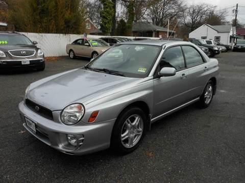 2002 Subaru Impreza for sale in Highland Park, NJ