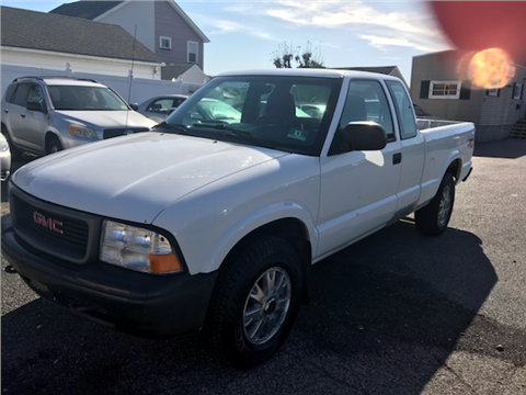 2001 GMC Sonoma for sale in Easton, PA