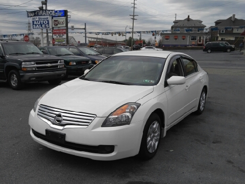 2009 Nissan Altima for sale in Easton, PA