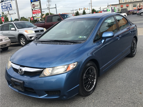 2011 Honda Civic for sale in Easton, PA