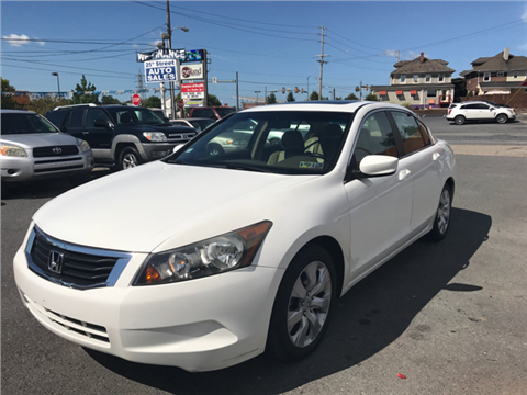 2010 Honda Accord for sale in Easton, PA