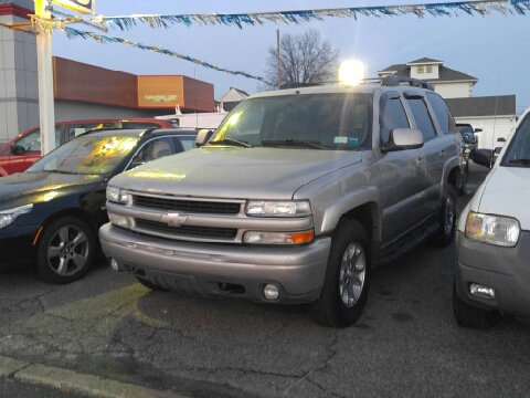 2005 Chevrolet Tahoe for sale in Easton, PA