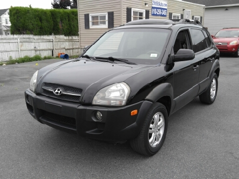 2007 Hyundai Tucson for sale in Easton, PA