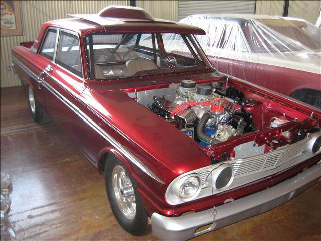 1964 Ford Thunderbolt Recreation