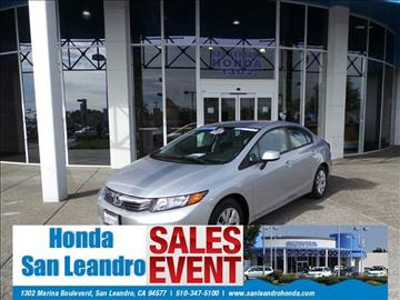 Cars For Sale In San Leandro Ca