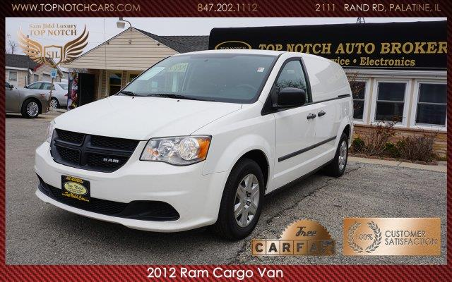 2012 RAM C/V 4dr Cargo Mini-Van - Palatine IL