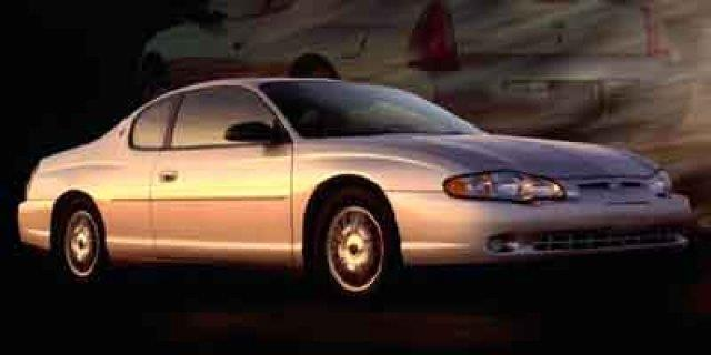 2002 Chevrolet Monte Carlo LS 2dr Coupe - Palatine IL