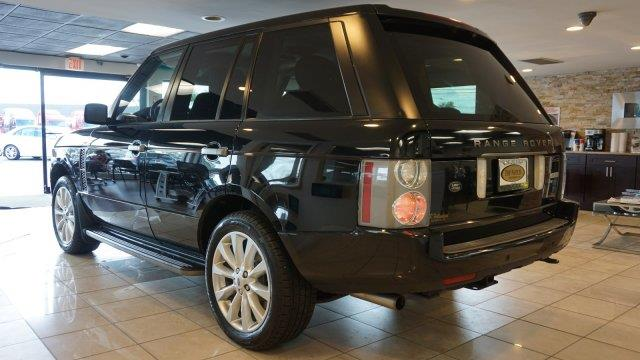 2008 Land Rover Range Rover 4x4 Supercharged 4dr SUV - Palatine IL