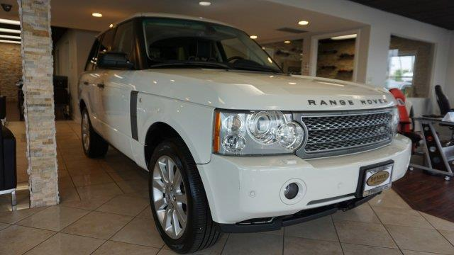 2007 Land Rover Range Rover Supercharged 4dr SUV 4WD - Palatine IL