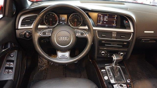 2013 Audi A5 AWD 2.0T quattro Premium Plus 2dr Convertible - Palatine IL