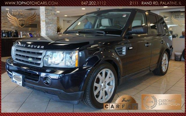 2009 Land Rover Range Rover Sport 4x4 HSE 4dr SUV w/ Luxury Package - Palatine IL