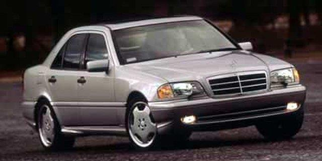 1998 Mercedes-Benz C-Class C 43 AMG 4dr Sedan - Palatine IL