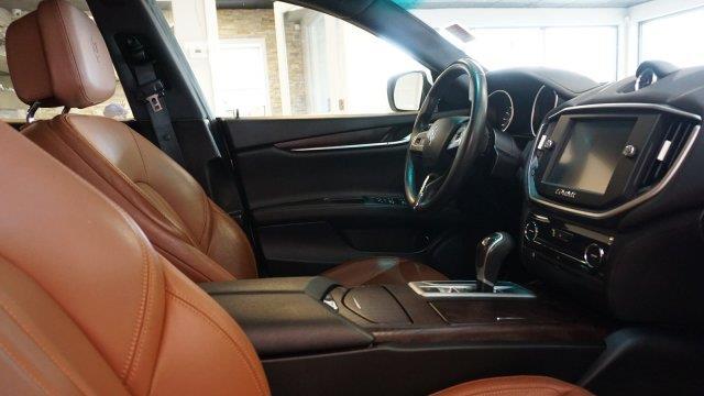 2014 Maserati Ghibli AWD S Q4 4dr Sedan - Palatine IL