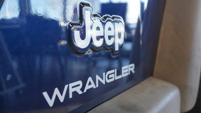 2005 Jeep Wrangler 2dr X 4WD SUV - Palatine IL