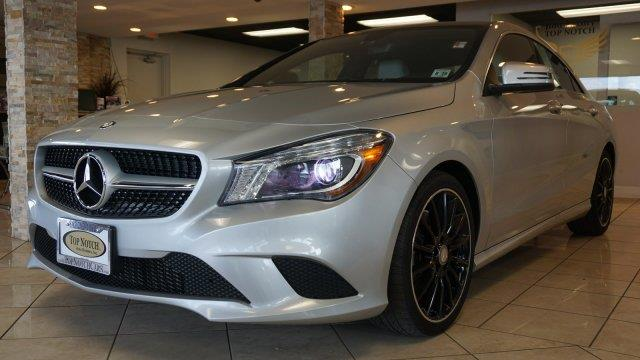 2014 Mercedes-Benz CLA AWD CLA 250 4MATIC 4dr Sedan - Palatine IL