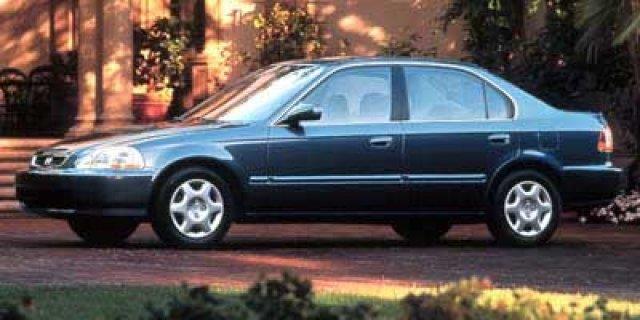 1998 Honda Civic LX 4dr Sedan - Palatine IL