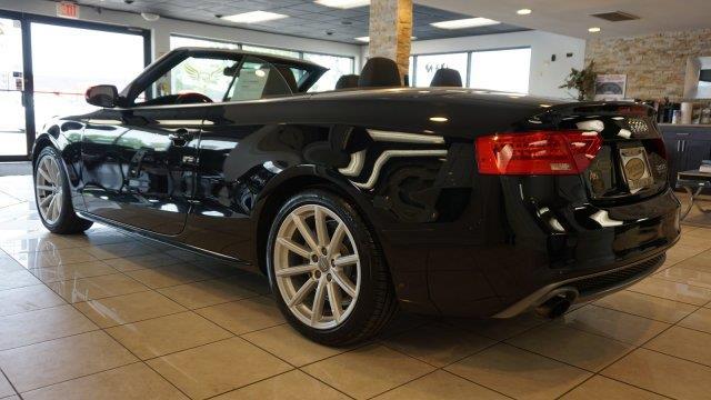 2016 Audi A5 AWD 2.0T quattro Premium 2dr Convertible - Palatine IL