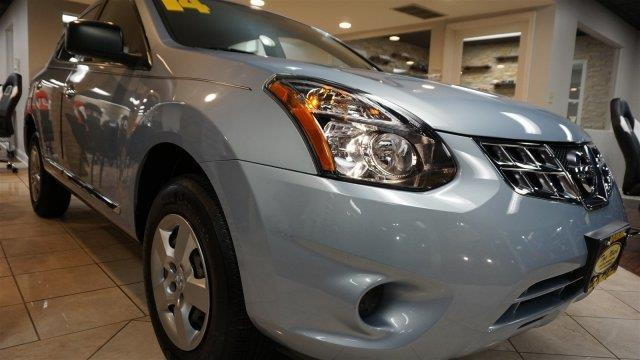 2014 Nissan Rogue Select AWD S 4dr Crossover - Palatine IL