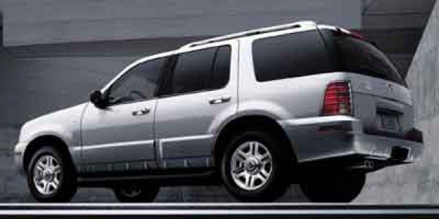 2003 Mercury Mountaineer AWD 4dr SUV - Palatine IL