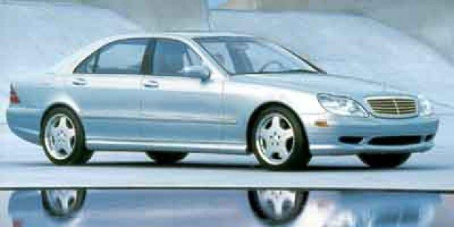 2001 Mercedes-Benz S-Class S 430 4dr Sedan - Palatine IL