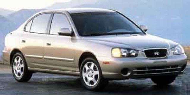 2001 Hyundai Elantra GLS 4dr Sedan - Palatine IL