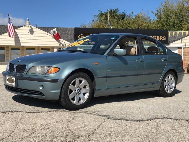2004 BMW 3 Series 325i 4dr Sedan - Palatine IL
