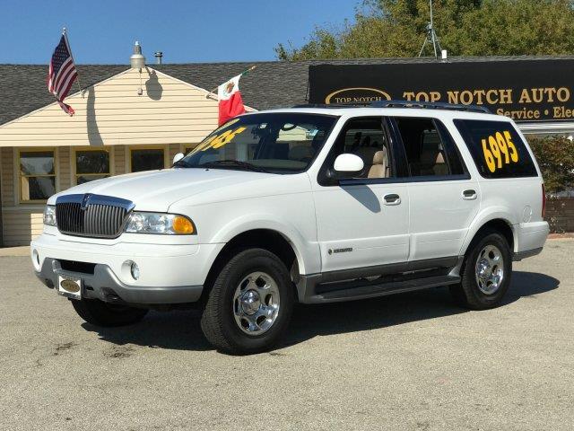 2001 Lincoln Navigator 4WD 4dr SUV - Palatine IL