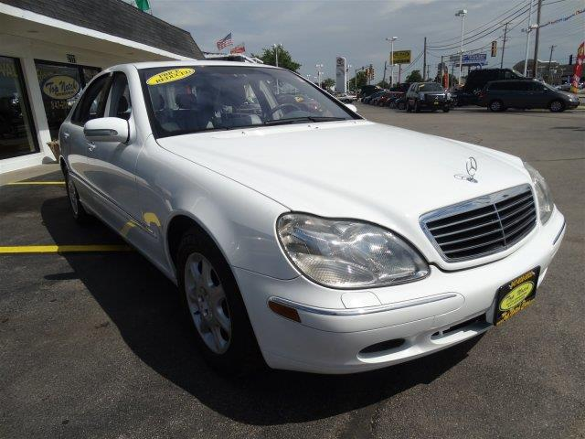 2001 mercedes benz s class s430 4dr sedan in palatine il top notch auto brokers inc. Black Bedroom Furniture Sets. Home Design Ideas