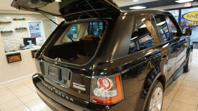 2011 Land Rover Range Rover Sport 4x4 Supercharged 4dr SUV - Palatine IL