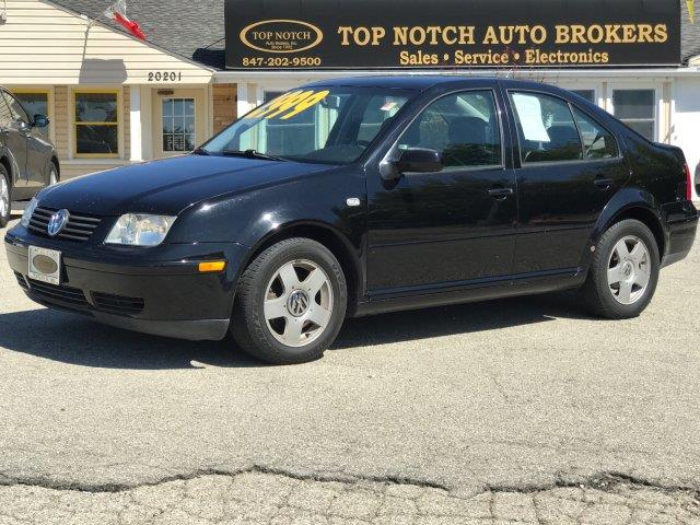 2001 volkswagen jetta 4dr gls tdi turbodiesel sedan in palatine il top notch auto brokers inc. Black Bedroom Furniture Sets. Home Design Ideas