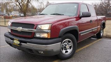 2004 Chevrolet Silverado 1500 for sale in Palatine, IL