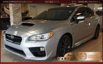 2015 Subaru WRX for sale in Palatine, IL