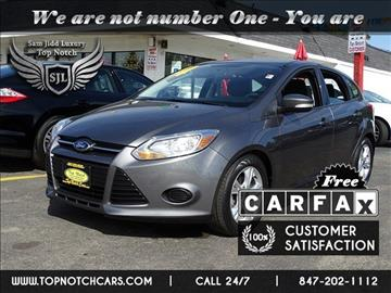 2014 Ford Focus for sale in Palatine, IL