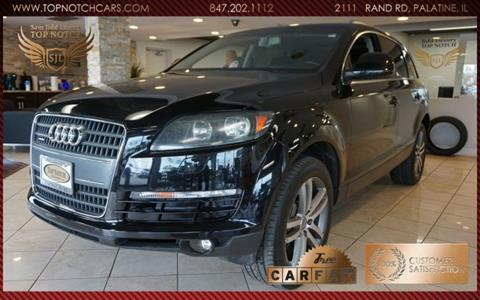2009 Audi Q7 for sale in Palatine, IL
