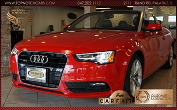 2013 Audi A5 for sale in Palatine, IL