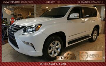 2016 Lexus GX 460 for sale in Palatine, IL