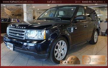2009 Land Rover Range Rover Sport for sale in Palatine, IL