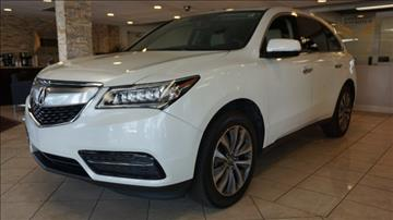 2015 Acura MDX for sale in Palatine, IL