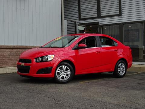 2016 Chevrolet Sonic for sale in Palatine, IL