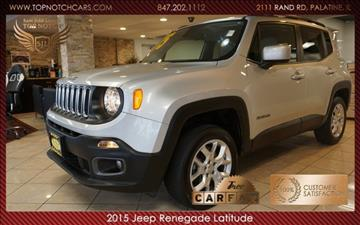 2015 Jeep Renegade for sale in Palatine, IL
