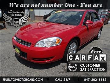 2008 Chevrolet Impala for sale in Palatine, IL