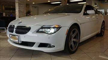 2008 BMW 6 Series for sale in Palatine, IL