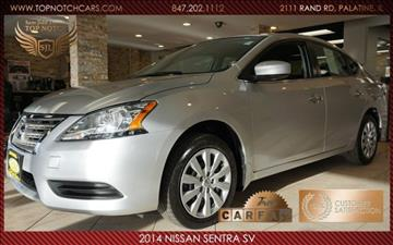 2014 Nissan Sentra for sale in Palatine, IL