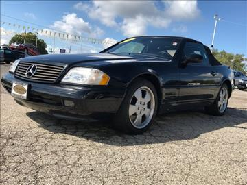 1999 Mercedes-Benz SL-Class for sale in Palatine, IL