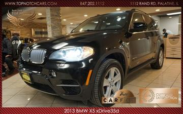 2013 BMW X5 for sale in Palatine, IL