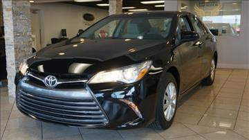 2016 Toyota Camry for sale in Palatine, IL