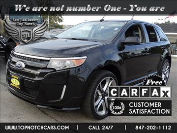 2013 Ford Edge for sale in Palatine, IL