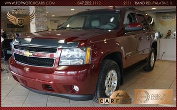 2008 Chevrolet Tahoe for sale in Palatine, IL