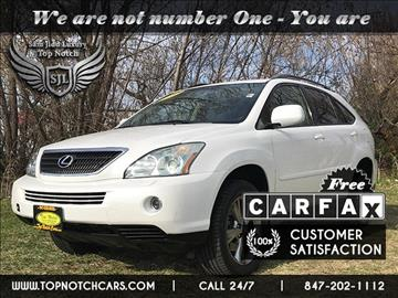 2006 Lexus RX 400h for sale in Palatine, IL